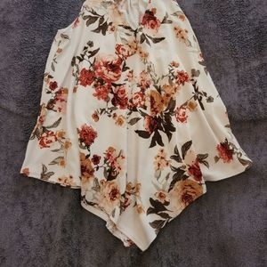 Floral blouse 5 for 25$